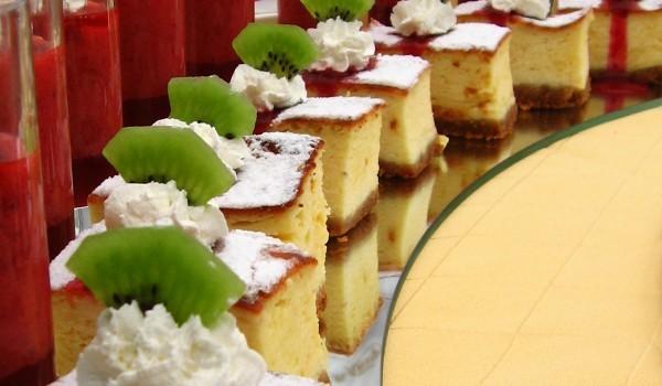 Торта с мед