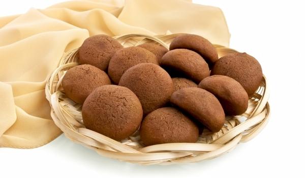 Вегански бисквити без мазнина