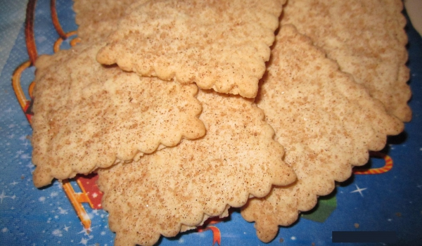 Канелени бисквити