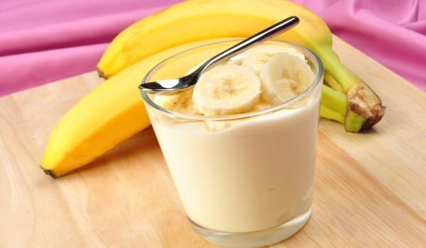 Млечен крем с банани