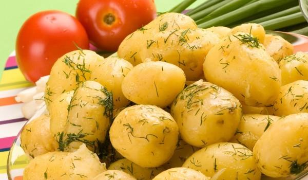 Пролетни картофки