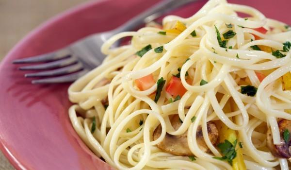 Зеленчукови спагети