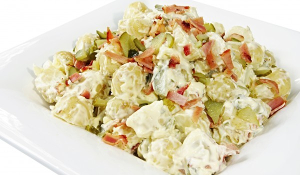 Картофена салата Каприз