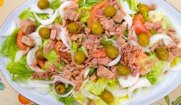 Испанска рибна салата