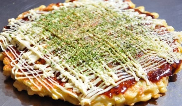 Окономияки - японска палачинка
