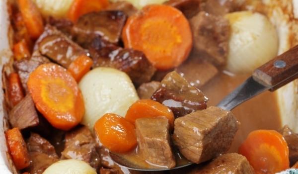 Лесен кебап със зеленчуци