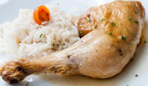 Кокошка с ориз по добруджански