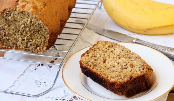 Бананов хляб за пикник