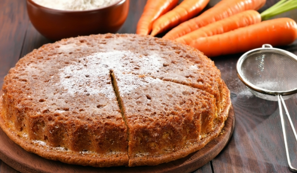 Руски ромов сладкиш с моркови