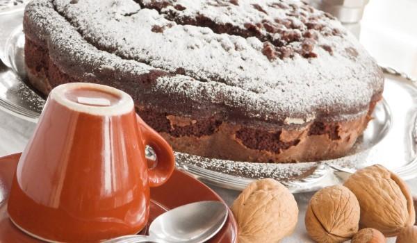 Кекс с кафе
