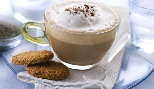 Кафе с карамел